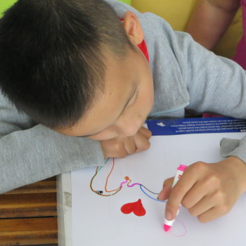 zhen zhen drawing