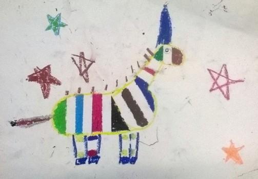 zebra unicorn