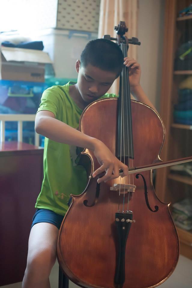 Peter cello