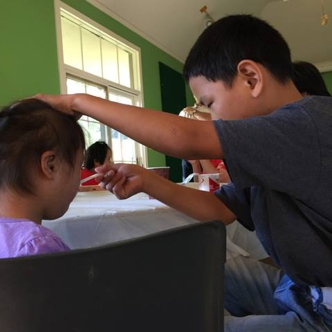 More Joseph feeding Jessa
