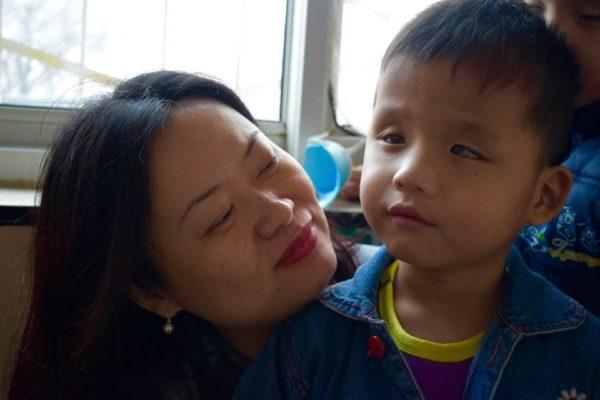 2015 12 Charlie and his Bethel Mama
