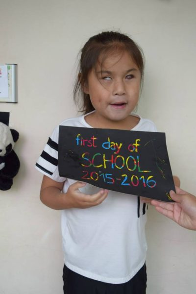 2015 9 first day of school