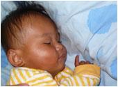 Baby Rupert Yellow