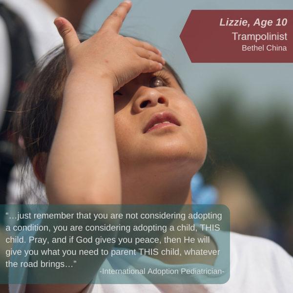 Lizzie Quote