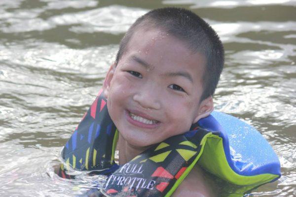 micah-swimming