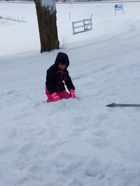 Kara snow