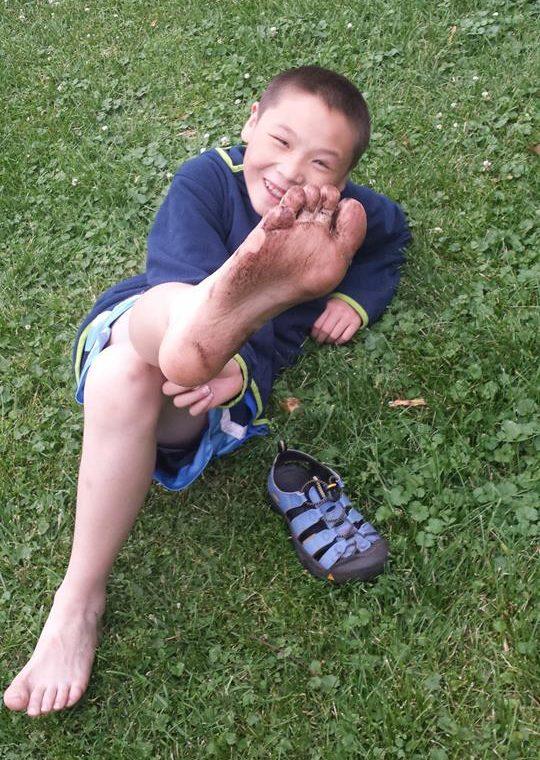 Leo foot
